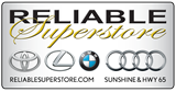 Reliable Superstore logo