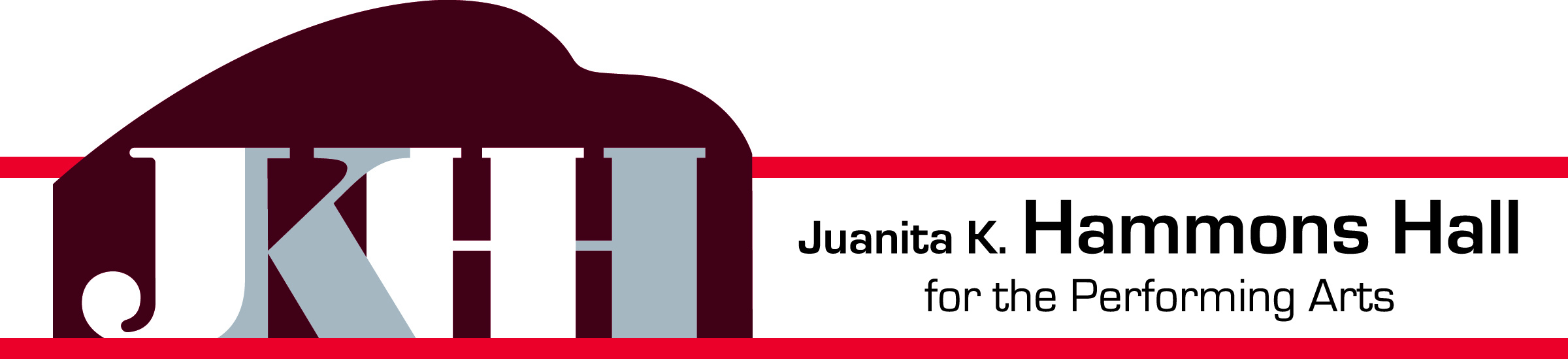 Juanita K Hammons Hall 2018 Logo