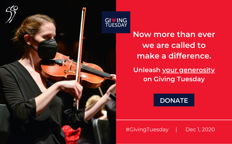Giving Tuesday 2020 Webslider