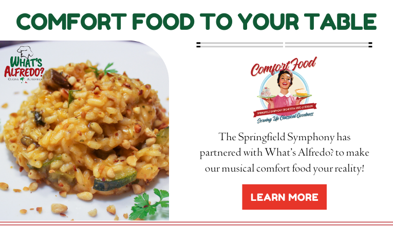 Whats Alfredo Dinners with the SSO Webslider