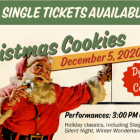 Christmas Cookies_Single Tickets Available