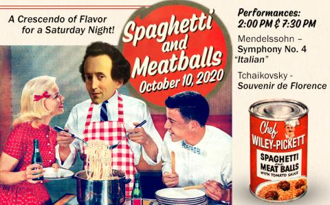Spaghetti and Meatballs Webslider
